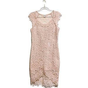 INTIMATELY BY FREE PEOPLE lace dress SZ M